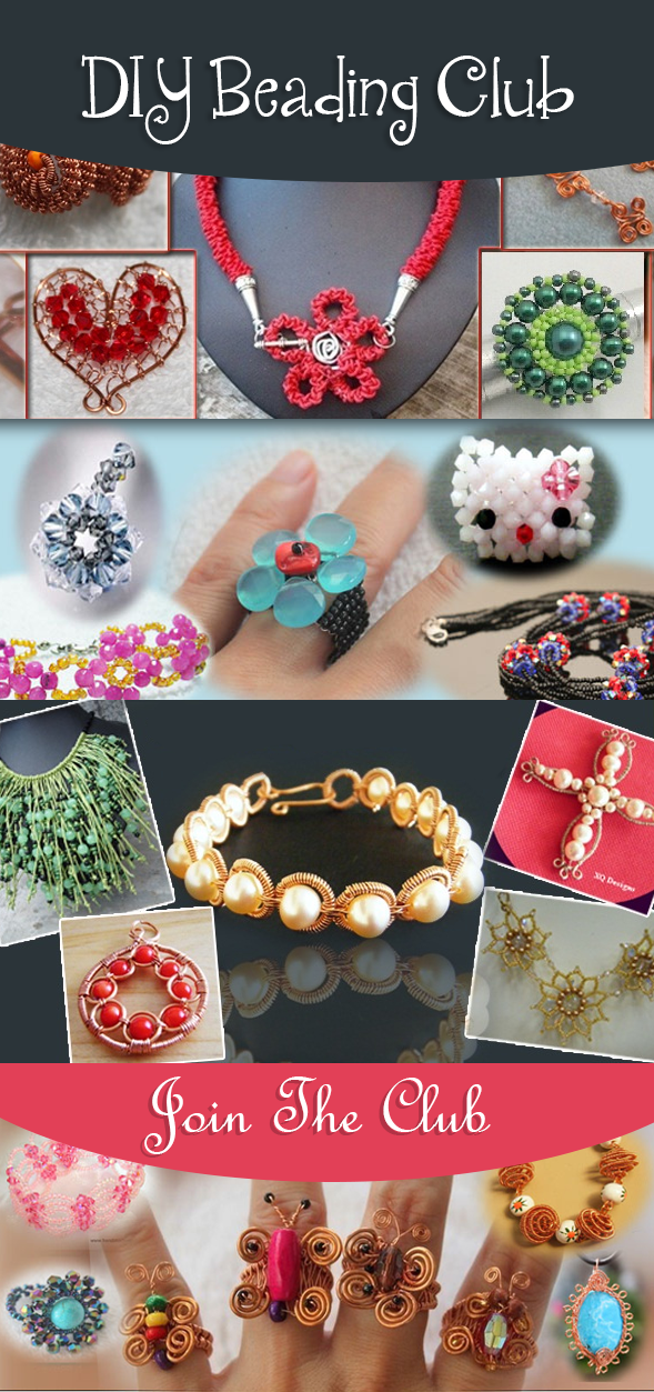 Kitty Ring - Make your own Cute beaded Kitty Cat ring. Easy to make and looks awesome.