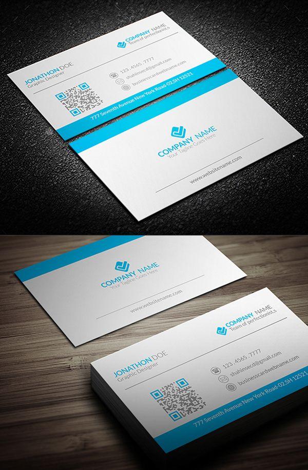 Free Business Card PSD Template #freebies #freepsdfiles #uidesign ...