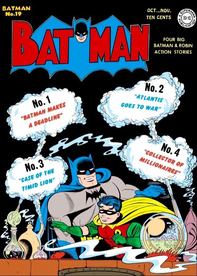 Batman - Batman Issue No. 19