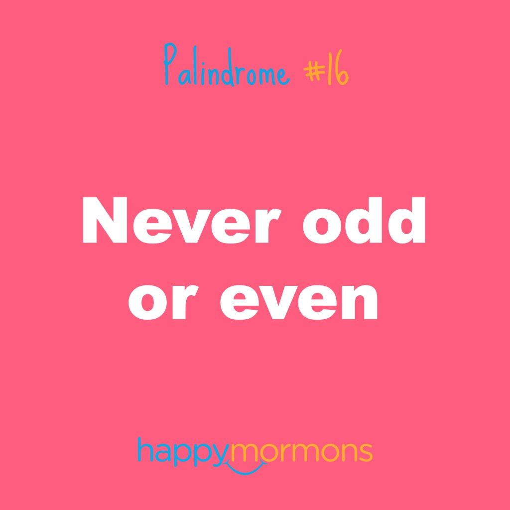 Never odd or even... Can you figure this riddle out? I will give you a hint it isn't a number!