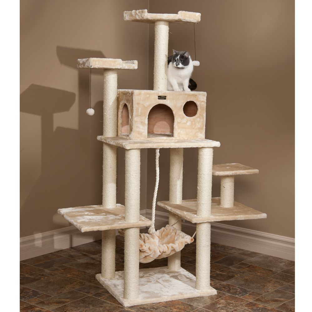 Free Cat Tree Plans Pdf Armarkat Classic Cat Tree And Like Omg Get Some Yourself Some Pawtastic Adorable Cat Ap Cat Tree Plans Cat Furniture Diy Diy Cat Tower