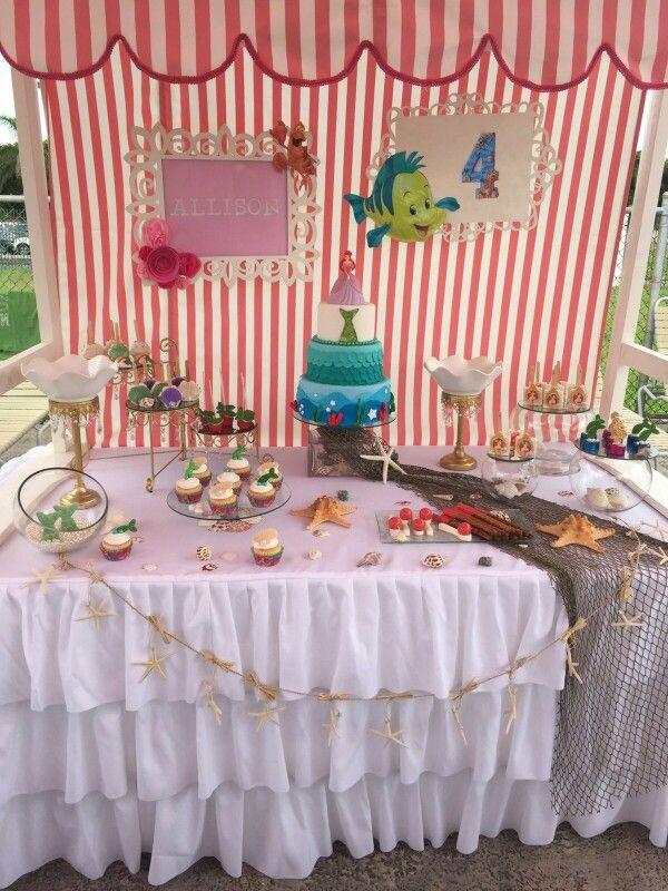 Littmermaid candy buffet