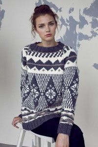 Anleitung Norwegerpullover Knitting Stricken Pinterest