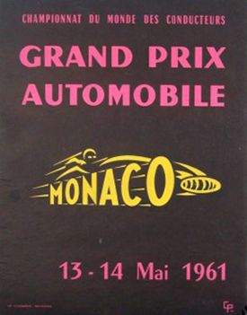 Pin By Dave Mclary On Monaco Grand Prix Posters From 1929 Present Monaco Grand Prix Posters Grand Prix Posters Vintage Racing Poster