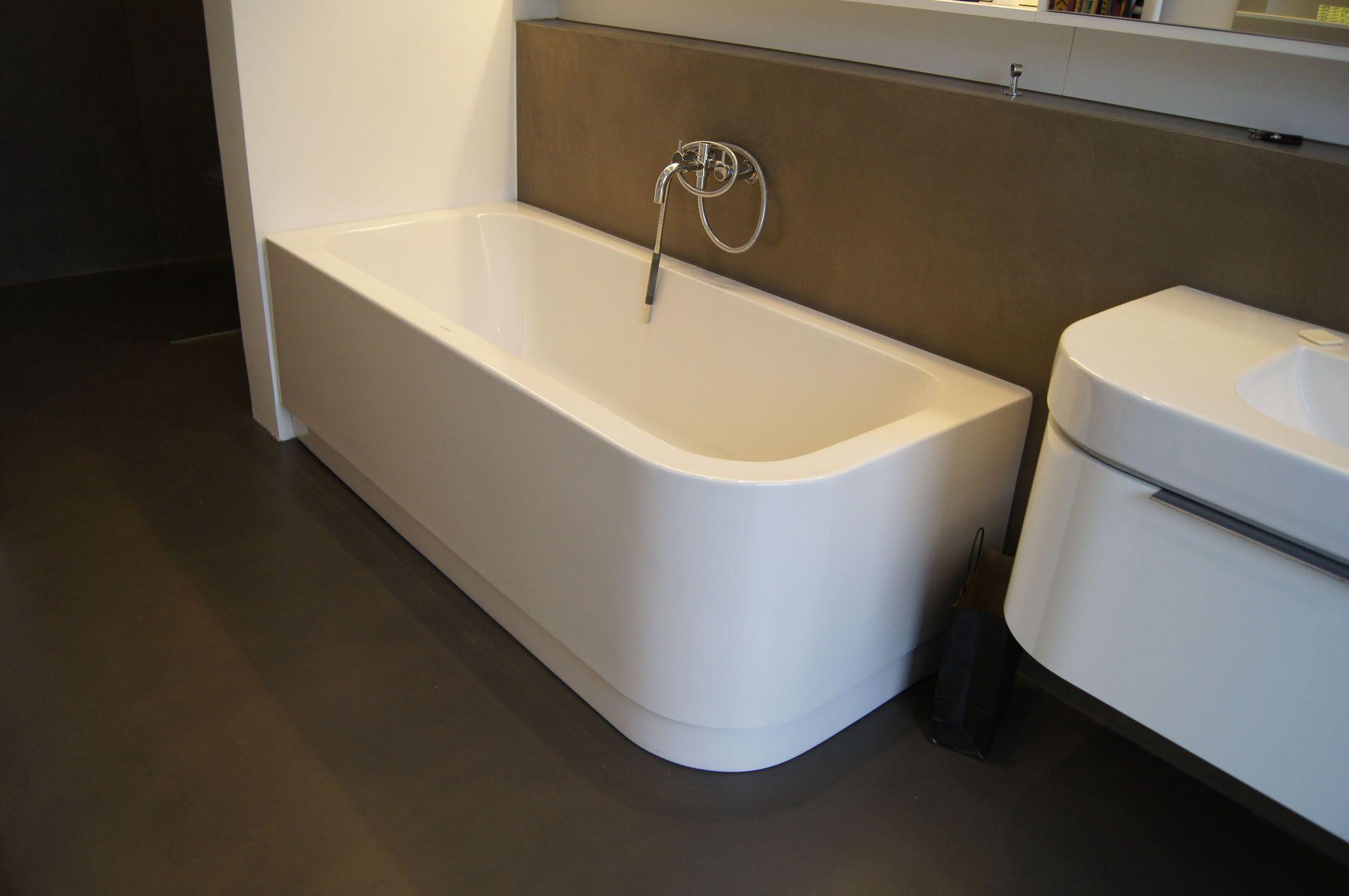 Schones Bad Gemacht Von Fugenlos Modern De Fugenloses Bad Bad Und Badezimmer Fliesen