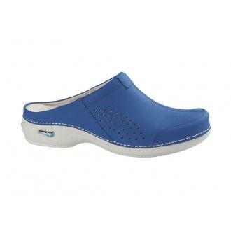 Obuwie Veneza Electric Blue Wg3a10 Wash Go Nursing Care Electric Blue Nursing Care Women Shoes