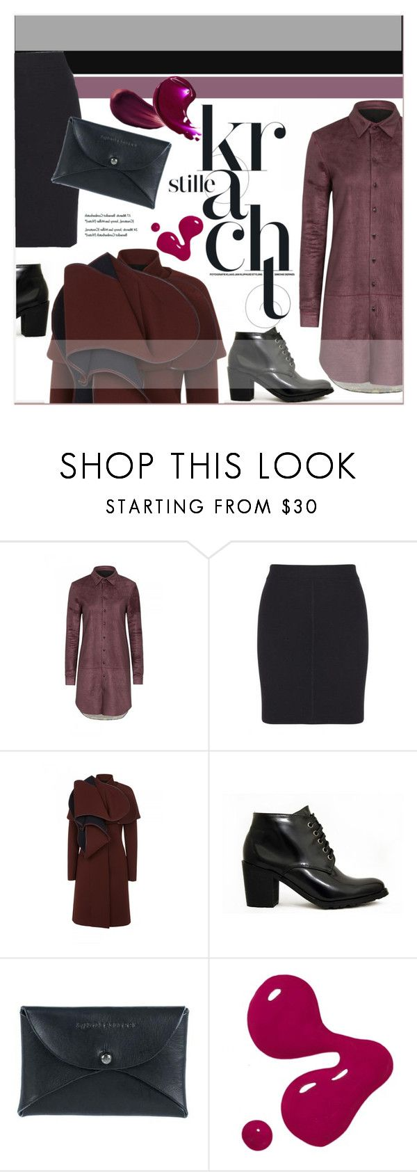 """""""Popmap"""" by janee-oss ❤ liked on Polyvore featuring moda, Le Mont St. Michel y Hourglass Cosmetics"""