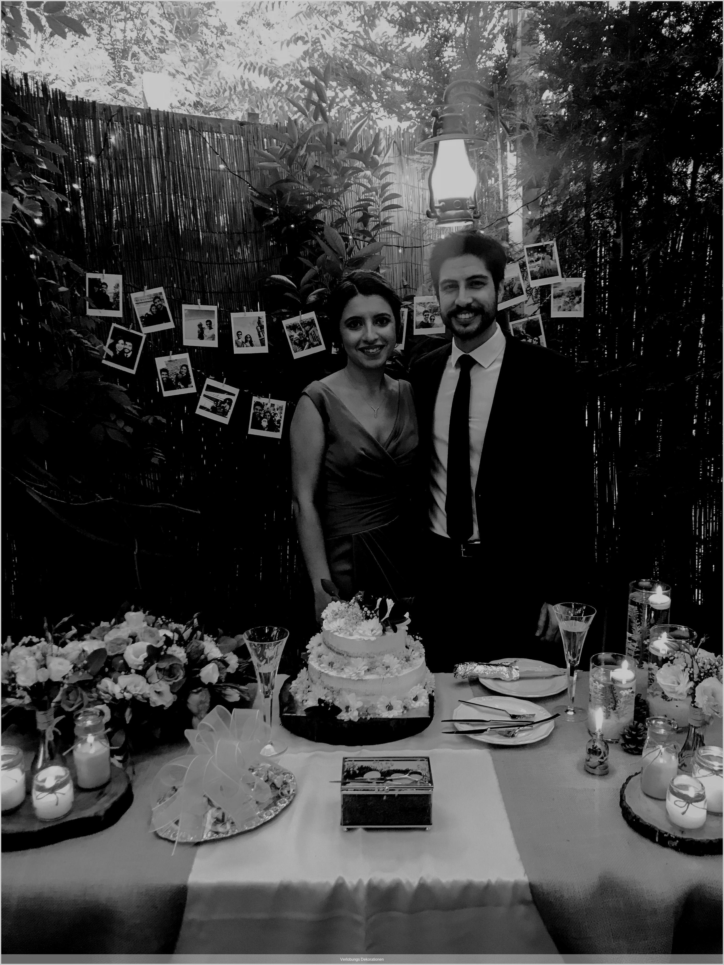#verlobungsdekorationen - #engagement #engaged #rusticdecor  #vintage #nakedcake #tablesetting #weddingideas #candles #ring #celebration #nişan #organization