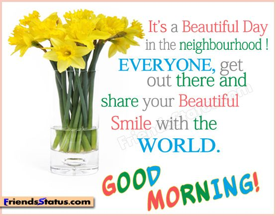 Image result for good morning world its a beautiful day images