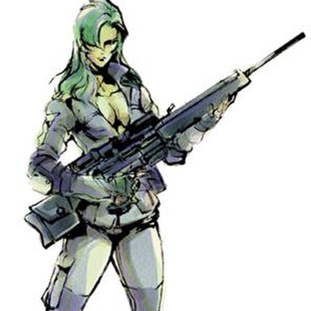 SniperWolf was probably one of the few #videogame bosses I felt bad for killing. She was a tragic character who was not evil but was in a bad situation, sort of like Francis X Hummel in #TheRock.