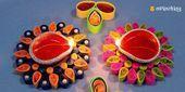 14 Einzigartige DIY Diwali Dekorationsideen #diwalidecorations Diwali ist das awai #christmas...