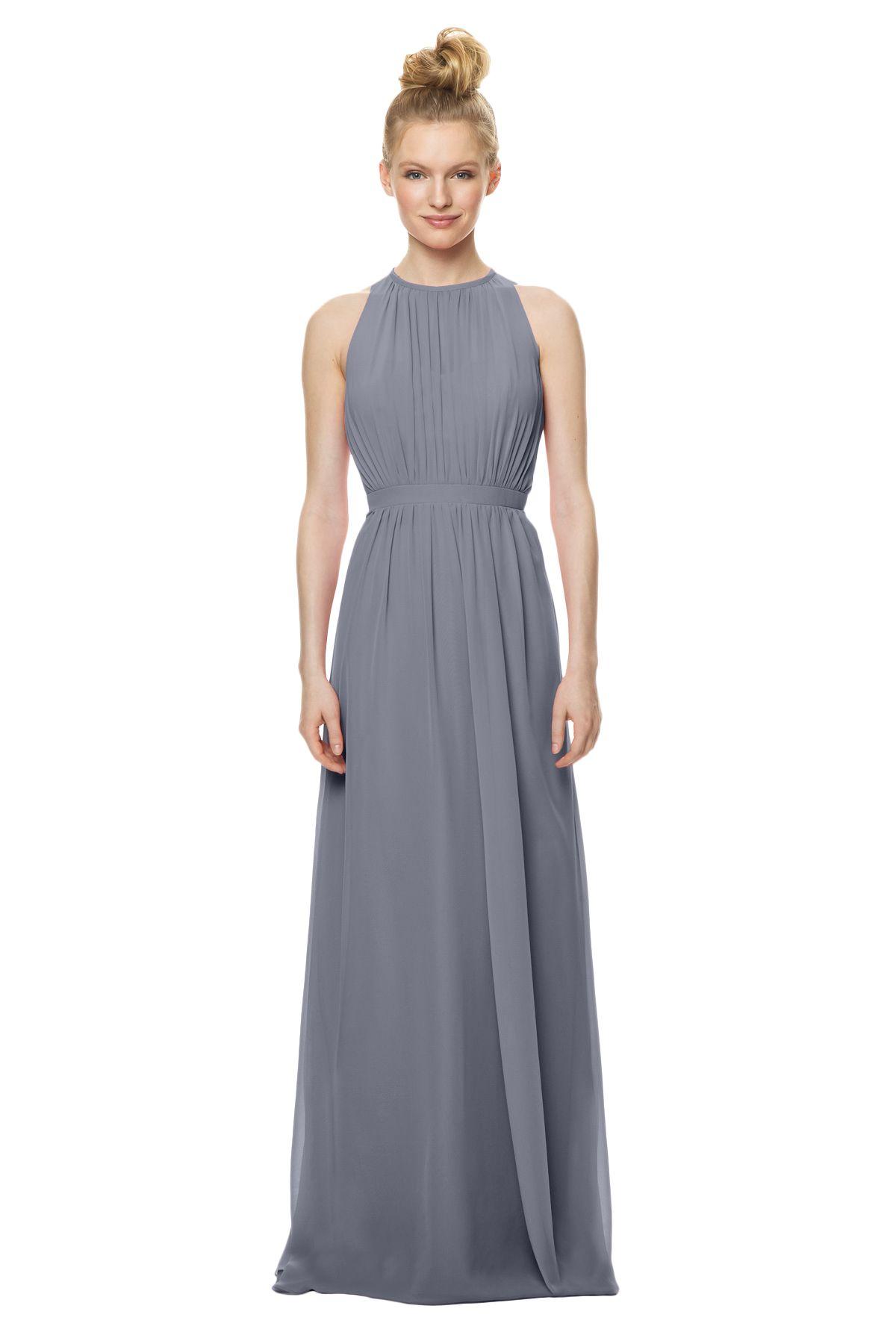 Shop Bari Jay Bridesmaid Dress - 1471 in Bella Chiffon at Weddington ...