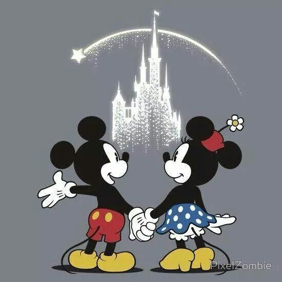 Disney Love... it's magical by 웃❤유