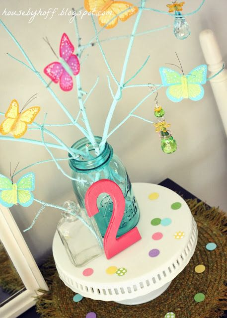 bright butterfly birthday party butterflypartydecorations