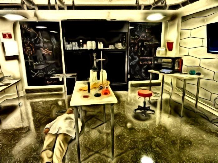 Zombie Apocalipse Escape The Room By Paranoia Quest Main Lab Escape Paranoia Escape Game