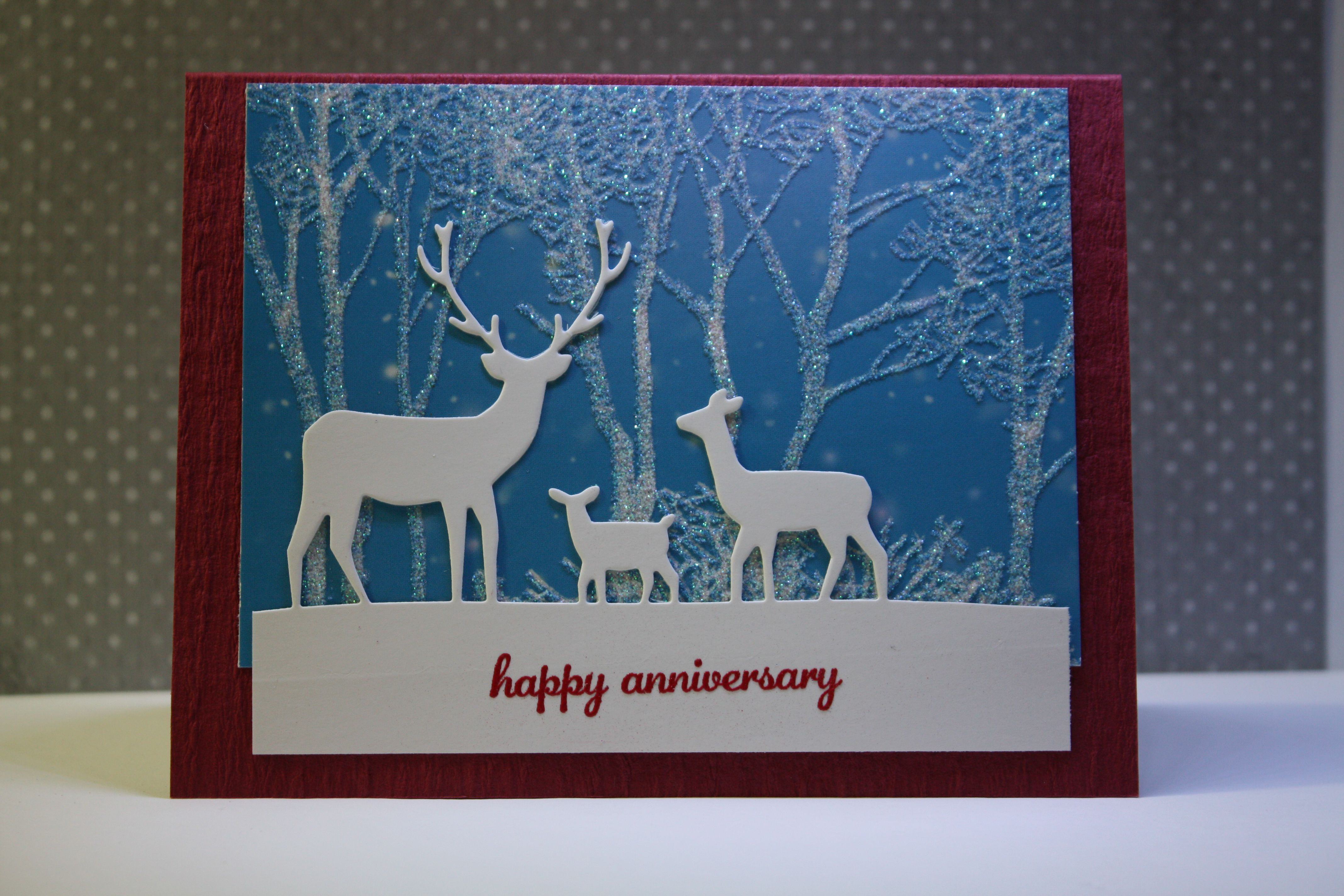 40th anniversary card for a very special sister and