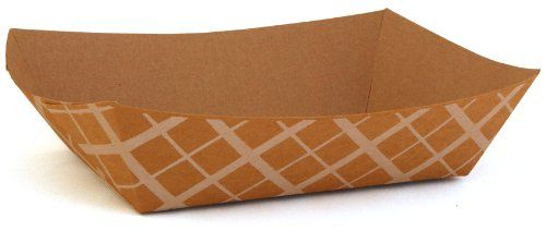 Southern Champion Tray 0529 #500  ECO Kraft Paperboard Food Tray, 5-lb Capacity (Case of 500) - http://ecofriendlyretailer.com/eco-foods/southern-champion-tray-0529-500-eco-kraft-paperboard-food-tray-5-lb-capacity-case-of-500/