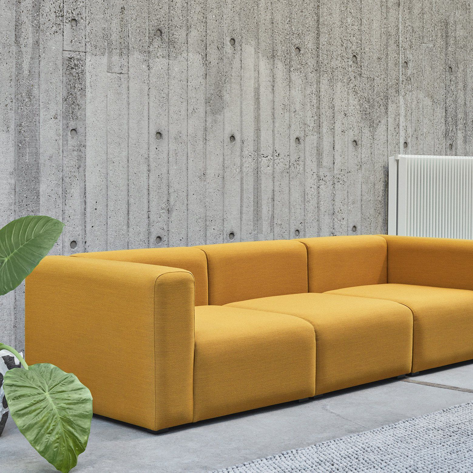Mags Modular Sofa By Hay