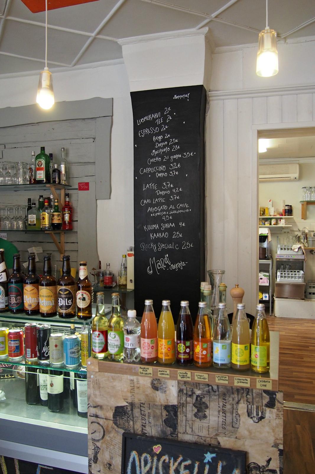 Hannas Home / Restaurant recommendation Osteria da Filippo in Rauma / Italian food