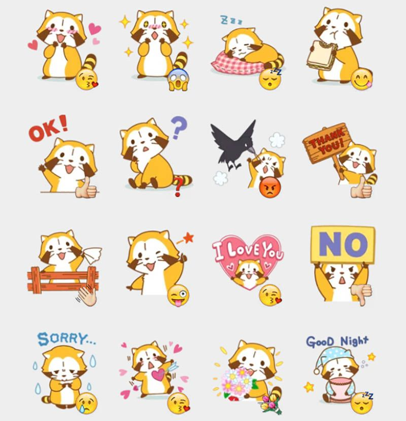 stickers telegram