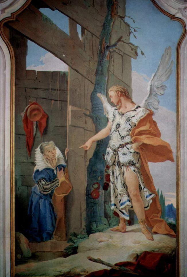 Giovanni Battista Tiepolo - Palazzo Patriarcale di Udine