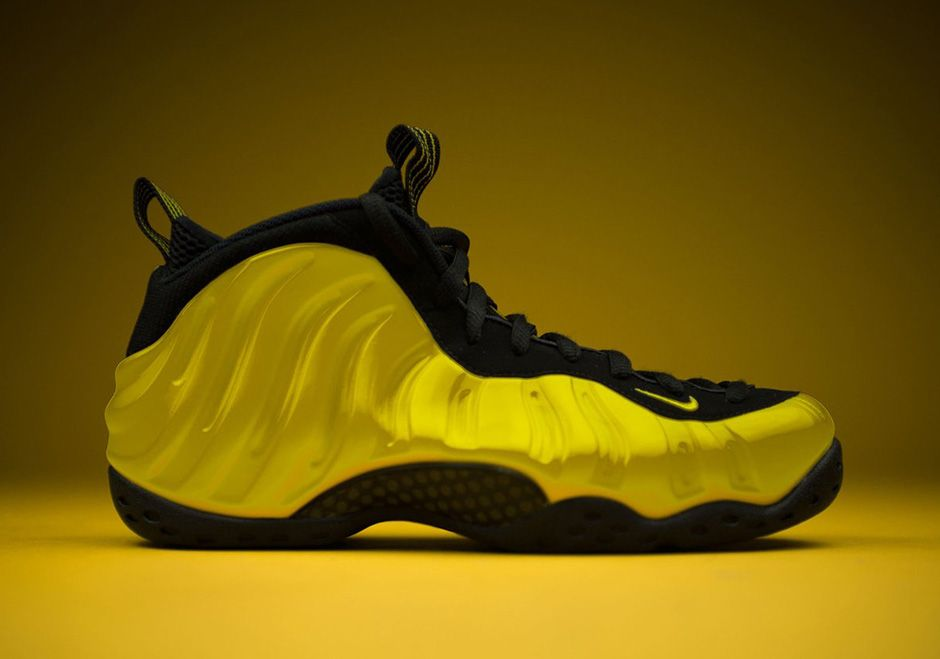 48357ddcc8d Nike Foamposite One Optic Yellow 314996-701