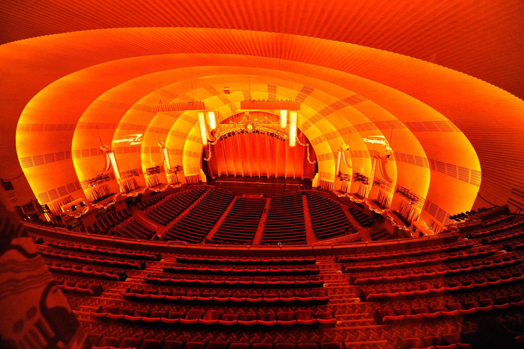Image result for Radio City Music Hall new york