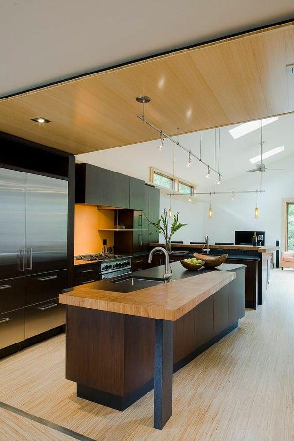 faszinierendes design in der k che living k che k cheninsel tisch und k cheninsel. Black Bedroom Furniture Sets. Home Design Ideas