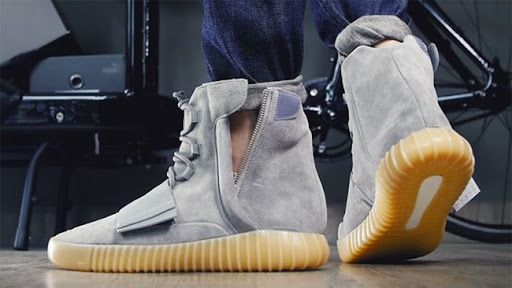 Store Listings for the adidas Yeezy 750 Boost 'Light Grey'