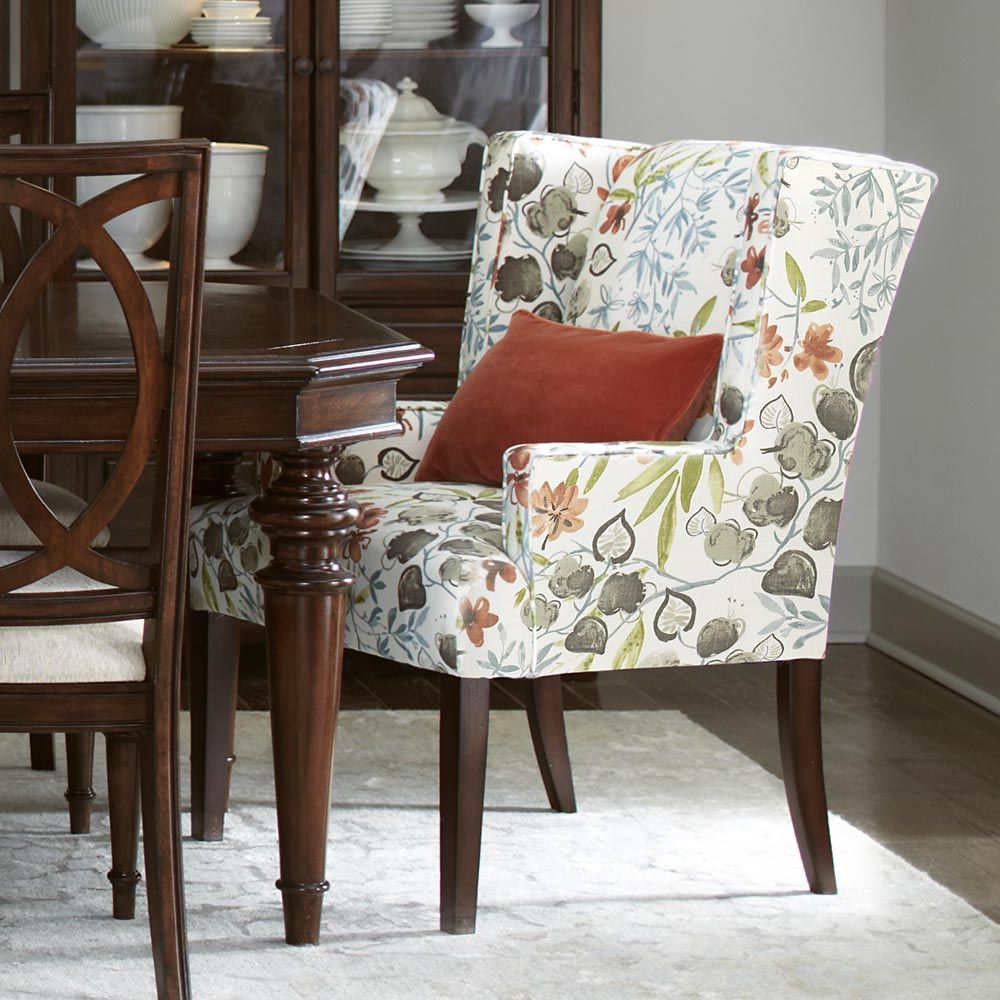 Upholstered Dining Chair. French Style Upholstered Dining Chair In ...