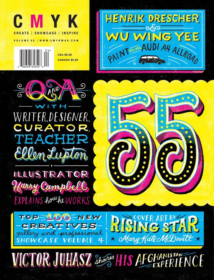 Mary Kate McDevitt Typography, Graphic design art, Design