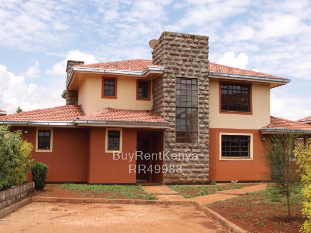 Fourways Junction Kiambu Road For Rent Houses Renting A House Rent House 4 Bedroom House