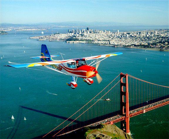 A built-it-yourself Kitfox  | For the Boy | Lsa aircraft, Stol