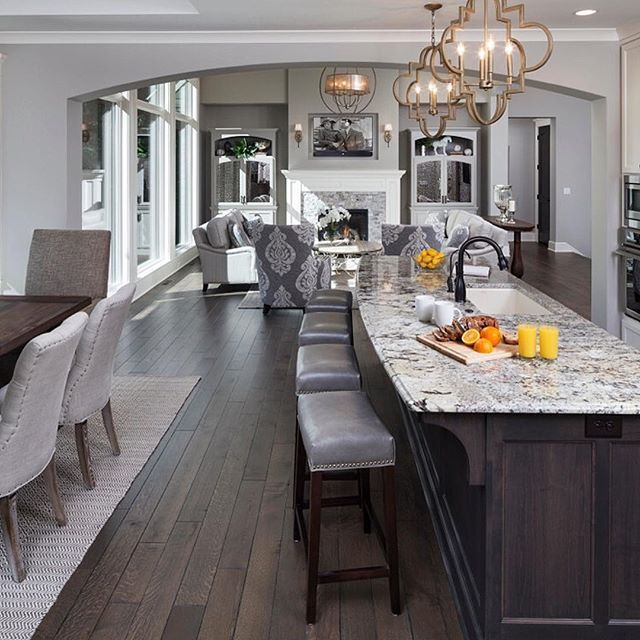 Royal Kitchen Design: Love The Mix Of Textures And Patterns By Royal Oaks Design