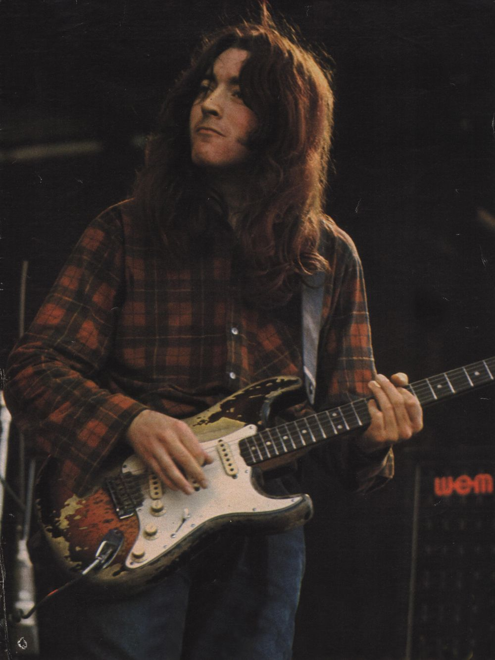 rory gallagher how to play