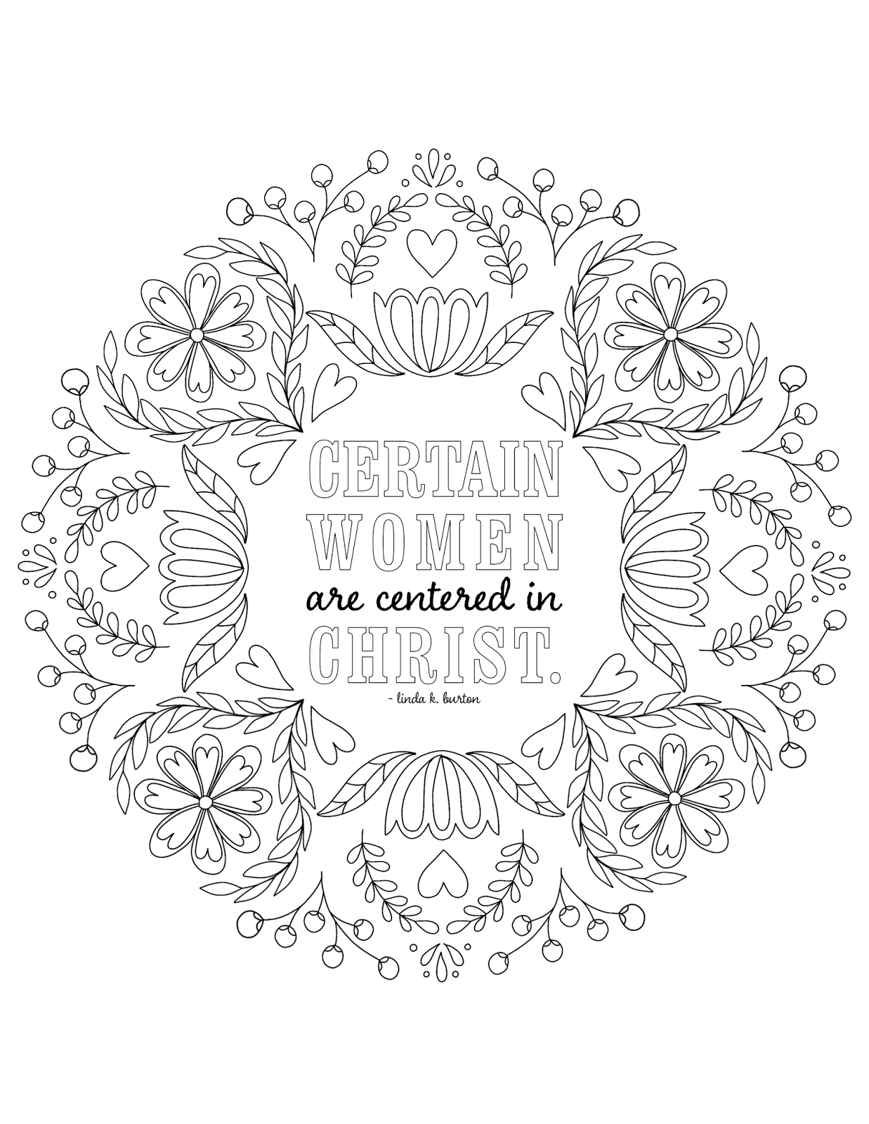 Just What I Squeeze In Certain Women Free Lds Christian Coloring Page Christian Coloring Coloring Pages Love Coloring Pages