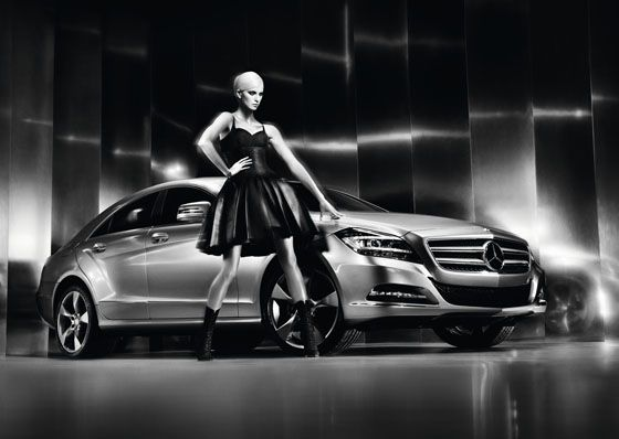 A Sleek And Elegant Car Spread That S Not Over Sexualized Would Be