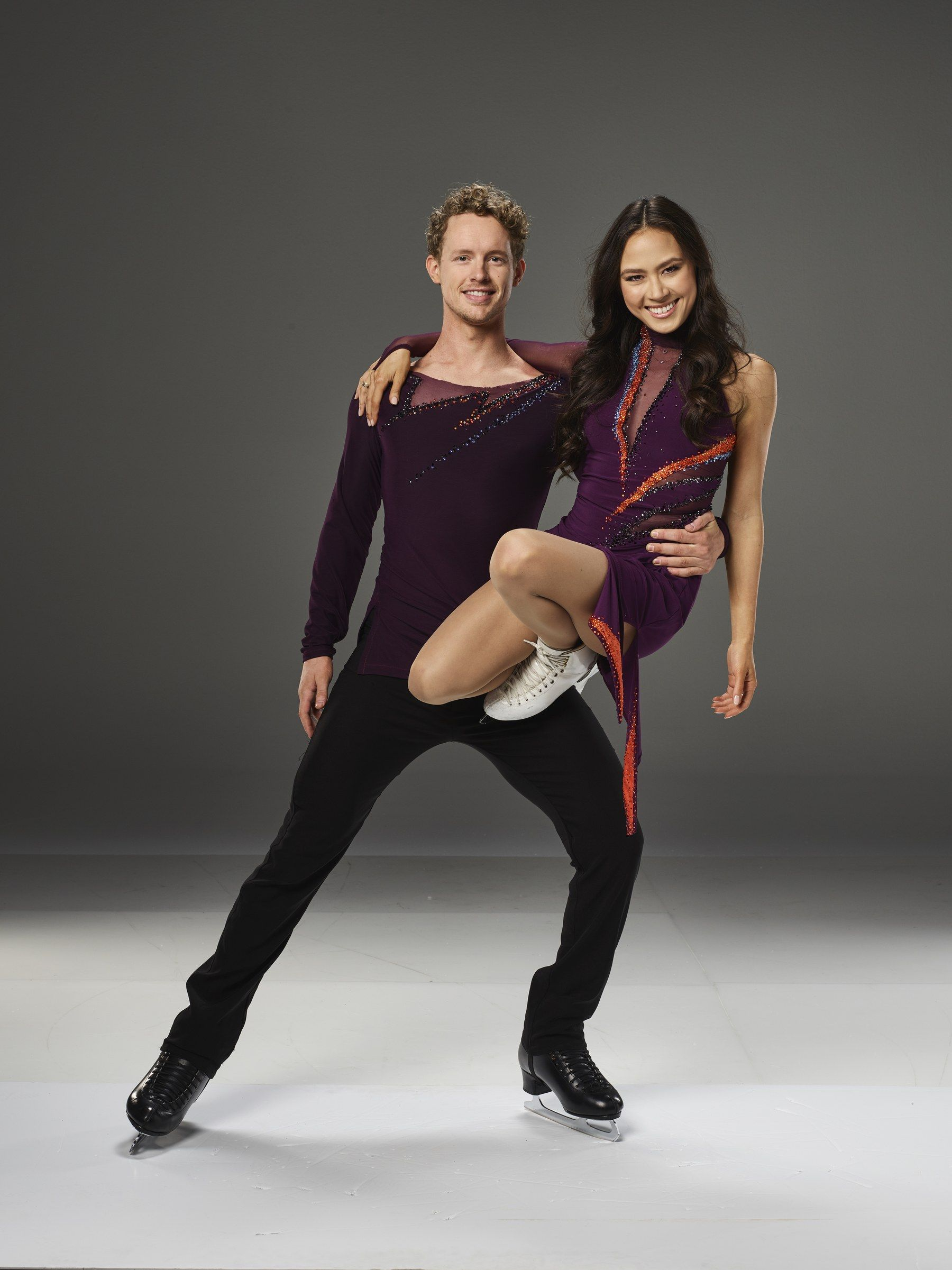 A Day in the Life With Olympic Ice Dancers Madison Chock and Evan Bates | SELF