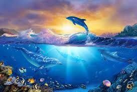 Картинки по запросу красивые обои дельфин на главный экран ...