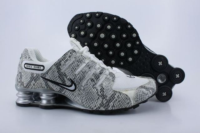 ee096b41ed6d4c Nike Shox NZ Shoes Mens Snakeskin 9708533
