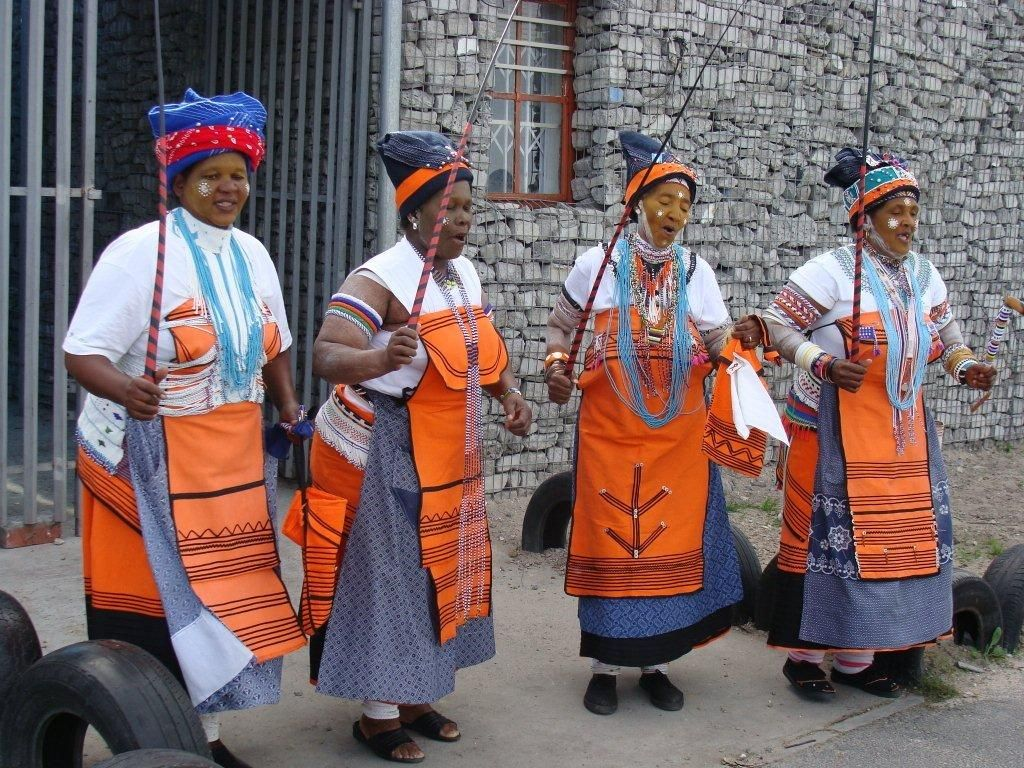 Cape By Design Tours: Xhosa Women