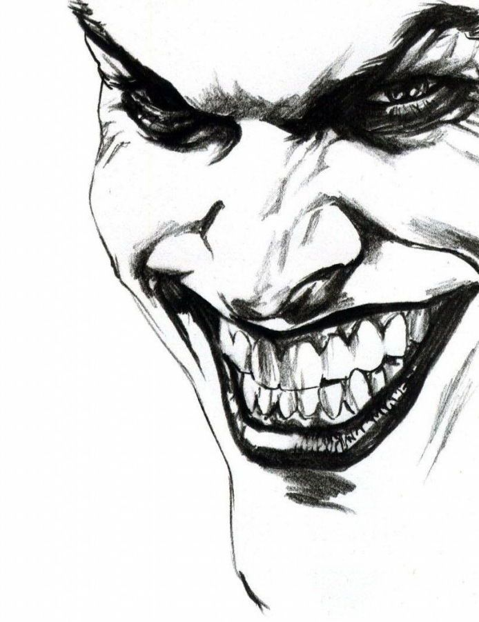 Details About The Joker Side Angle Bat Man High Quality T
