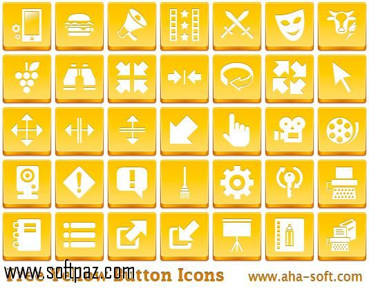 Download Yellow Icon Collection Setup At Breakneck Speeds With Resume Support Direct Download Links No Waiting Time Visit Ht Icon Collection Icon Collection