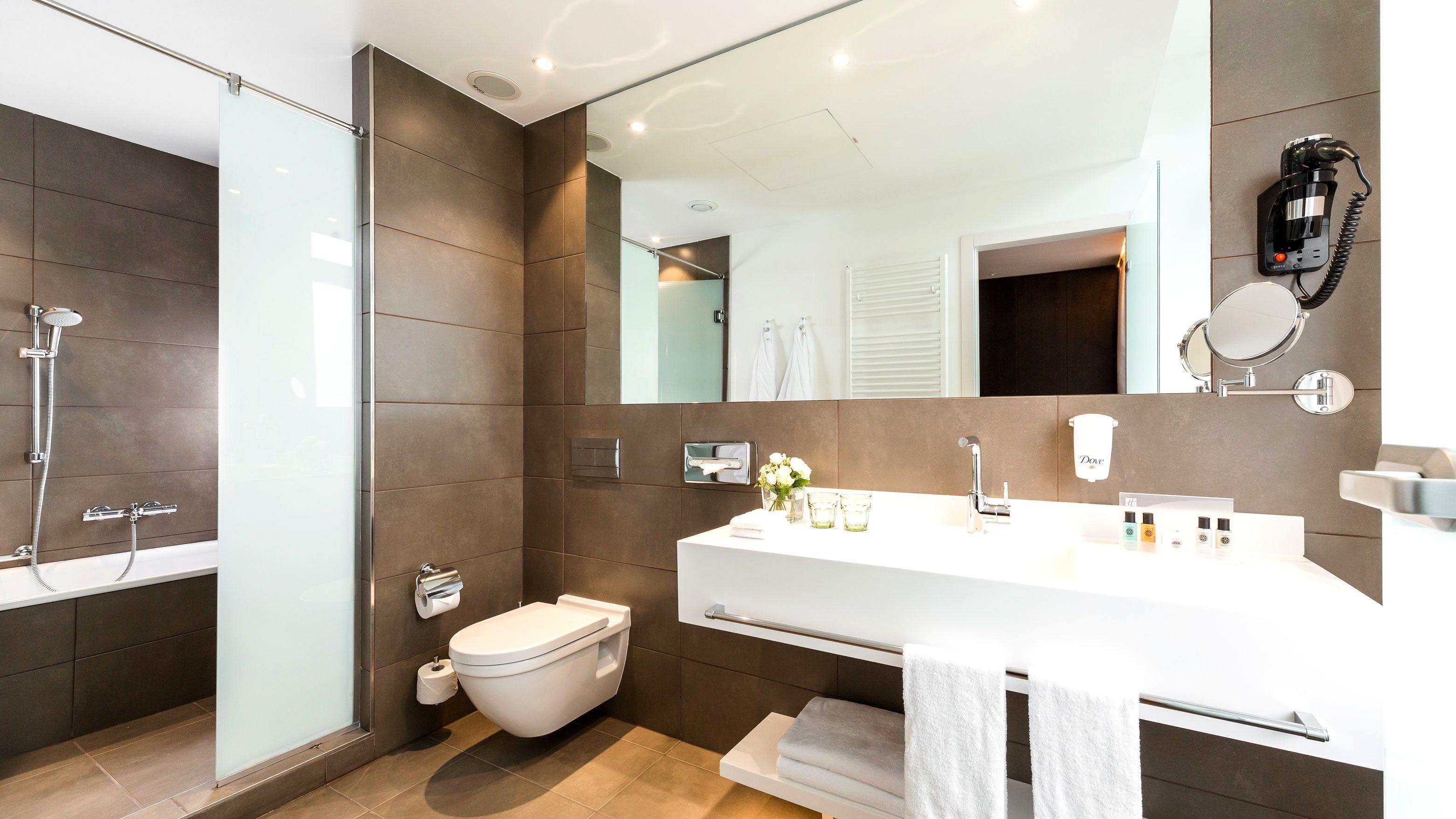 Badezimmer Modern Luxus