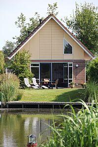 Komfortables Ferienhaus** am Ijsselmeer: 3 Schlafzimmer, für bis zu ...