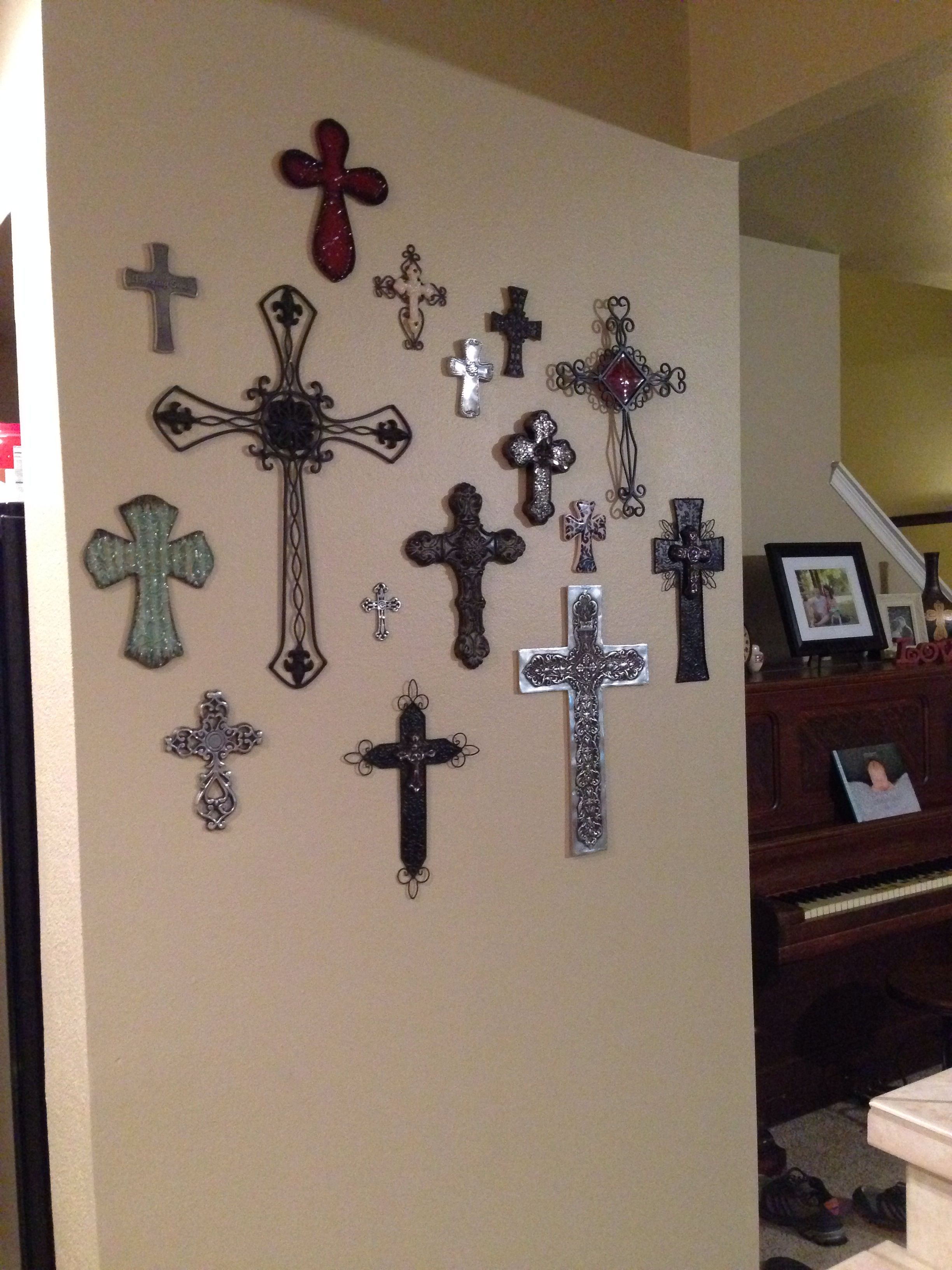 Cross Wall Decor Is That The Of Your Dwelling When You Want To Pull Out Designer Interior Then Ideal P