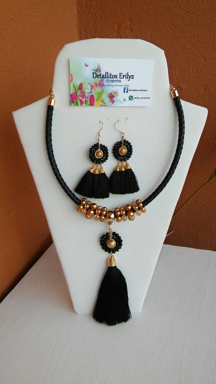 ea5531f2d69a Collar de moda 2017  tassel Collares Bonitos