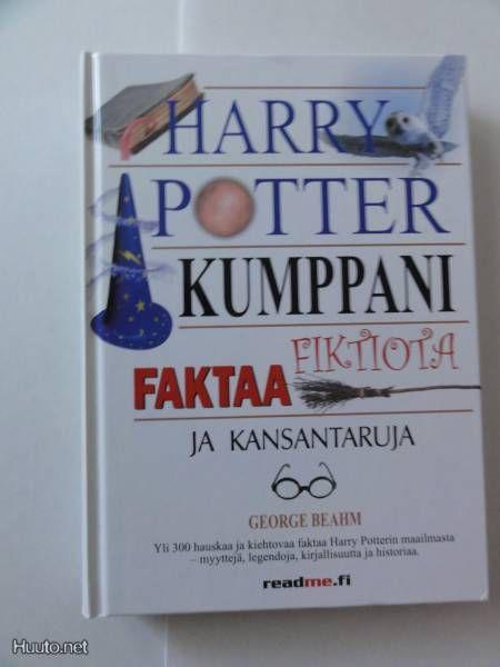 George Behm: Harry Potter kumppani
