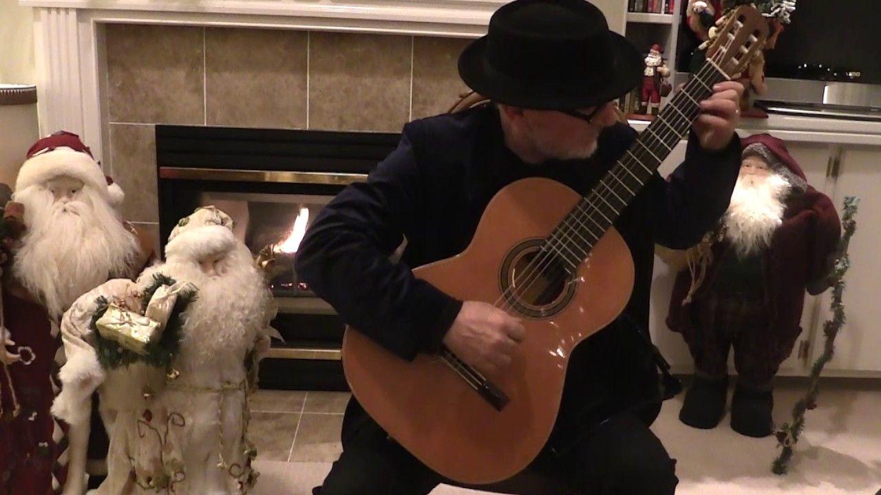 Carol of the Bells - Michael Lucarelli, classical guitar (Christmas ...