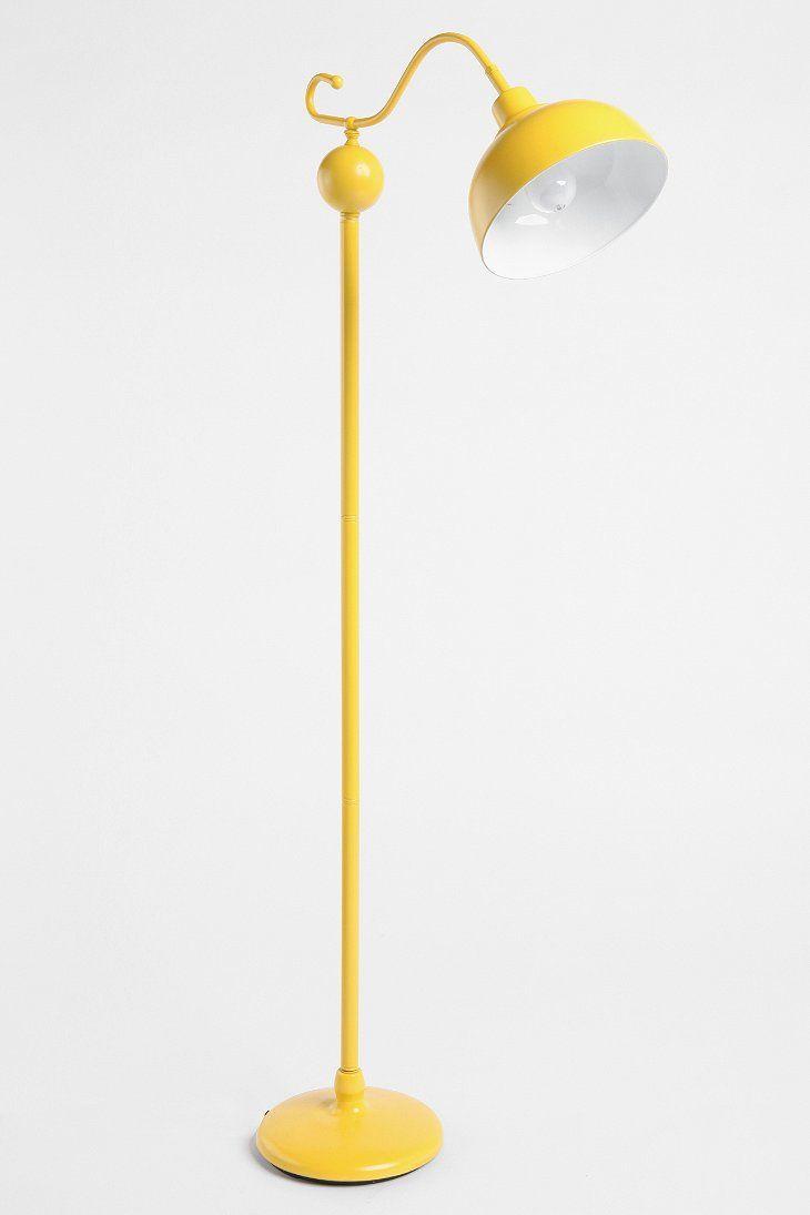 Stella Floor Lamp Yellow Floor Lamps Vintage Floor Lamp Lamp